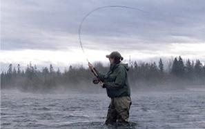 C.F. Burkheimer, Zweihandrute, Kerry Burkheimer, Flyfishing Europe