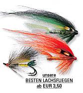 Lachsfliegen bei Flyfishing Europe