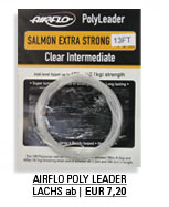 Airflo Poly Leader Salmon bei Flyfishing Europe
