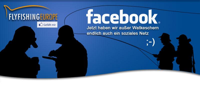 Flyfishing Europe jetzt auch auf facebook