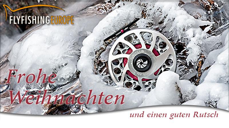 Flyfishing Europe wünscht Ihnen frohe Weihnachten.
