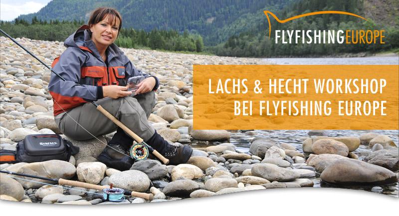 Mirjana Pavlic - Lachsfischen by Flyfishing Europe