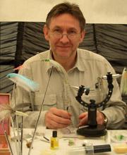 Peter Joest - Streamer für Salz- und Süßwasser