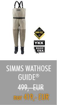 SIMMS WATHOSE Guide