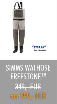 SIMMS Wathose Freestone