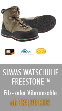 SIMMS Watschuhe Freestone