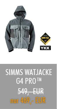 SIMMS Watjacke G4 Pro