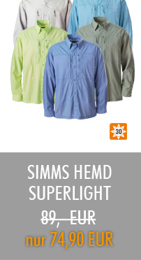 SIMMS Hemd Superlight