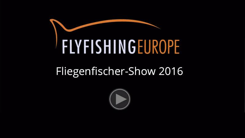 Flyfishing Europe Frühlingsmesse, März 2016